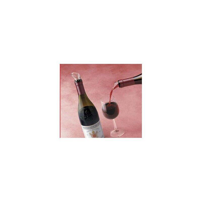 Vacuvin 2 Verseurs à vin anti goutte