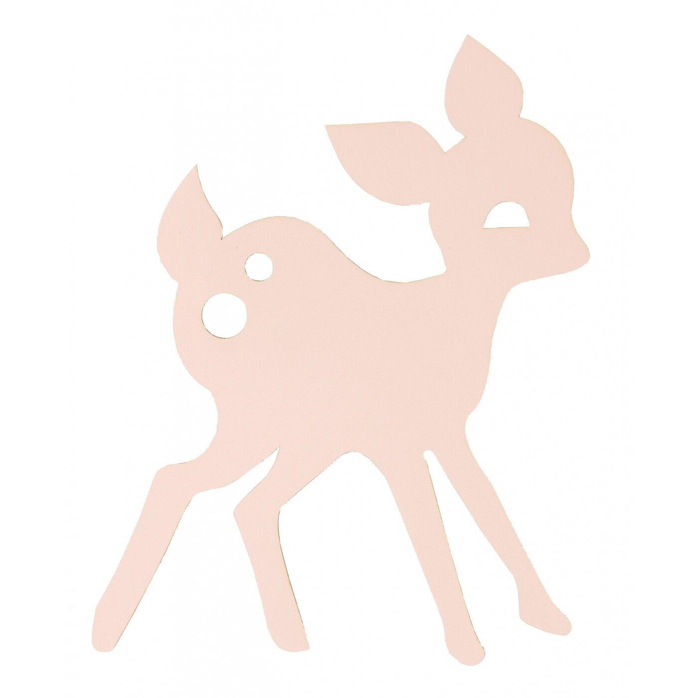 Ferm Living Applique Bambi Rose Ferm Living