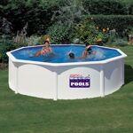 gre  Gre Piscine hors sol acier blanc 300 x 120 Eco Kit piscine hors sol... par LeGuide.com Publicité