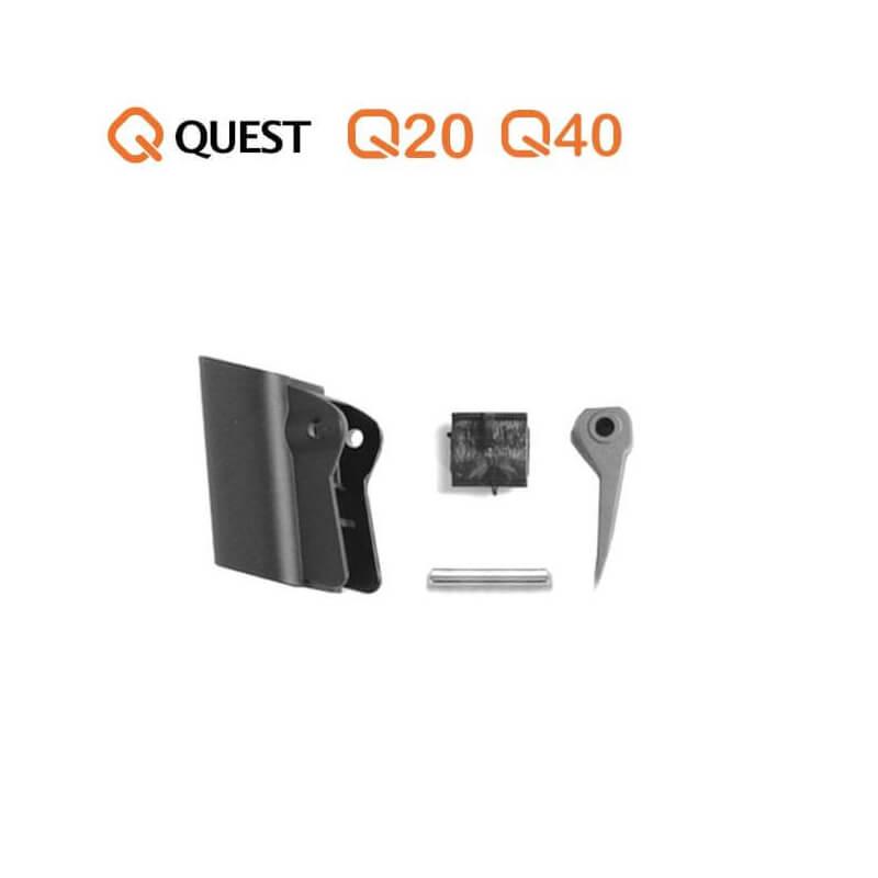 Garmin Bague de serrage Quest : Q20 - Q40