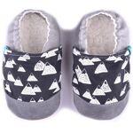 TITOT Chaussons souples bébé Toddler Mountain - TITOT Des petits chaussons... par LeGuide.com Publicité