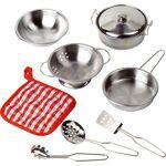 goki  GOKI Set de cuisine - GOKI Tout le nécessaire pour la cuisine des... par LeGuide.com Publicité