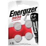 energizer  Energizer Pile Bouton Lithium Cr 2032 - Lot De 4 - Energizer... par LeGuide.com Publicité