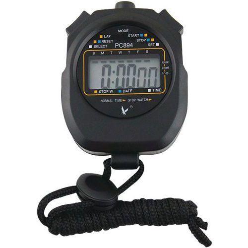 Manutan Chronomètre Digital Black - Manutan