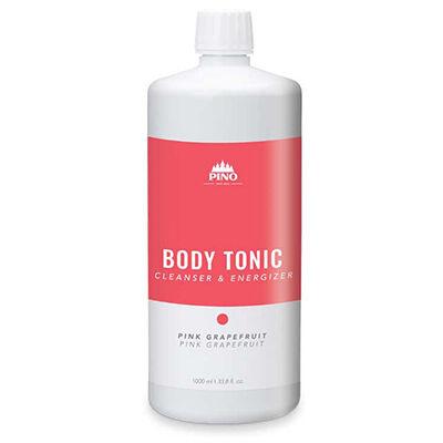 PINO Lotion nettoyante & énergisante avant/après massage Pamplemousse
