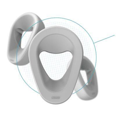 GYMNA Coussin ergomax ovale pour table de massage Gymna Pro