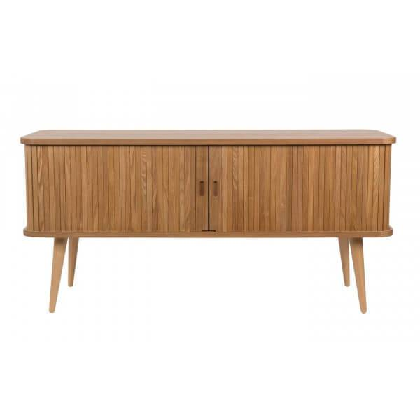 Zuiver BARBIER - Buffet/meuble TV en bois naturel Naturel