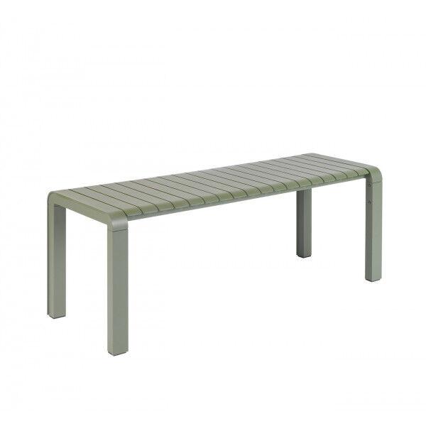 Zuiver VONDEL - Banc de jardin en aluminium vert