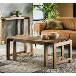 MATHI DESIGN BALI - Table Basse extensible Marron Table basse de salon... par LeGuide.com Publicité