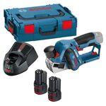 bosch  Bosch Rabot BOSCH GHO 12V20 Professional - 2 batteries 3.0Ah Li-Ion,... par LeGuide.com Publicité