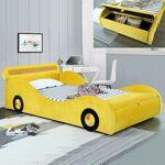 Lit enfant voiture avec rangement Speed Votre fils aura l'âme d'un... par LeGuide.com Publicité