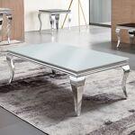 Table basse baroque EMA - Couleurs - Blanc La collection de tablesEMA... par LeGuide.com Publicité