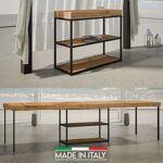 Table Console extensible Camelia Fabriqués100% en Italie On peut dire... par LeGuide.com Publicité