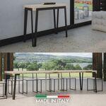 Table Console extensible Dalia Fabriqués100% en Italie On peut dire... par LeGuide.com Publicité