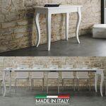 Table Console extensible Olanda Fabriqués100% en Italie On peut dire... par LeGuide.com Publicité