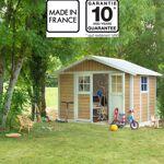 grosfillex  Grosfillex Abri de jardin en PVC 7,5m² DECO Sherwood Grosfillex... par LeGuide.com Publicité