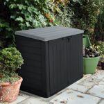 keter  Keter Coffre de jardin multifonctions en résine 1200L toit plat... par LeGuide.com Publicité