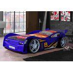 vipack  Vipack Lit Voiture Enfant en Bois 1 Place 90 x 200 cm Night Racer... par LeGuide.com Publicité