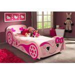 vipack  Vipack Lit Voiture Rose en Bois pour Enfant 90 x 200 cm Love Car... par LeGuide.com Publicité