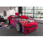 vipack  Vipack Lit Voiture Rouge en Bois pour Enfant 90 x 200 cm Panther... par LeGuide.com Publicité