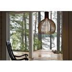 secto design  Secto Design Lampe Suspension Design Octo Small 4241 en Bois... par LeGuide.com Publicité