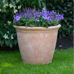 Mega Collections Bac à plantes en plastique rotomoulé Rinca Kiri terracotta... par LeGuide.com Publicité