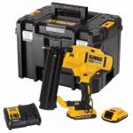 dewalt  DEWALT DCN680D2 CLOUEUR BATTERIE FINITION 15-54 mm + 2 batteries... par LeGuide.com Publicité