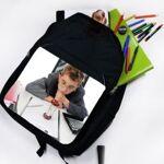 Sac à dos photo un sac à dos sur mesure à personnaliser en ligne avec... par LeGuide.com Publicité
