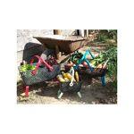pouss vert  Pouss'Vert Lot de 3 paniers de récolte Kajo Gris 4L,15L... par LeGuide.com Publicité