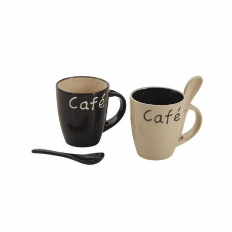 Mug en grès Café