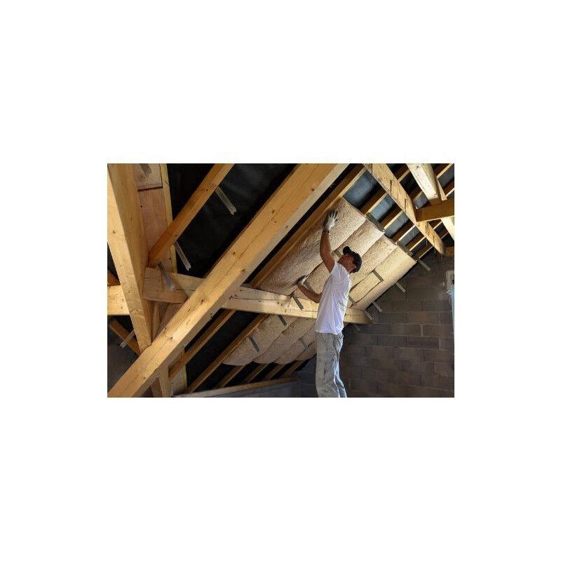 Paillasson caoutchouc/coco oiseaux