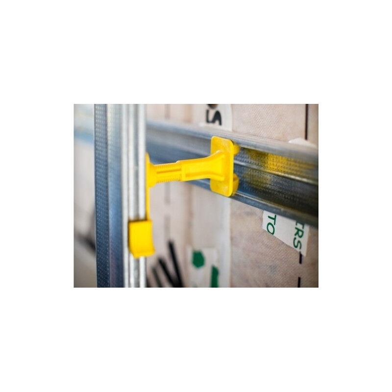 Console demi-lune en bois blanc antique
