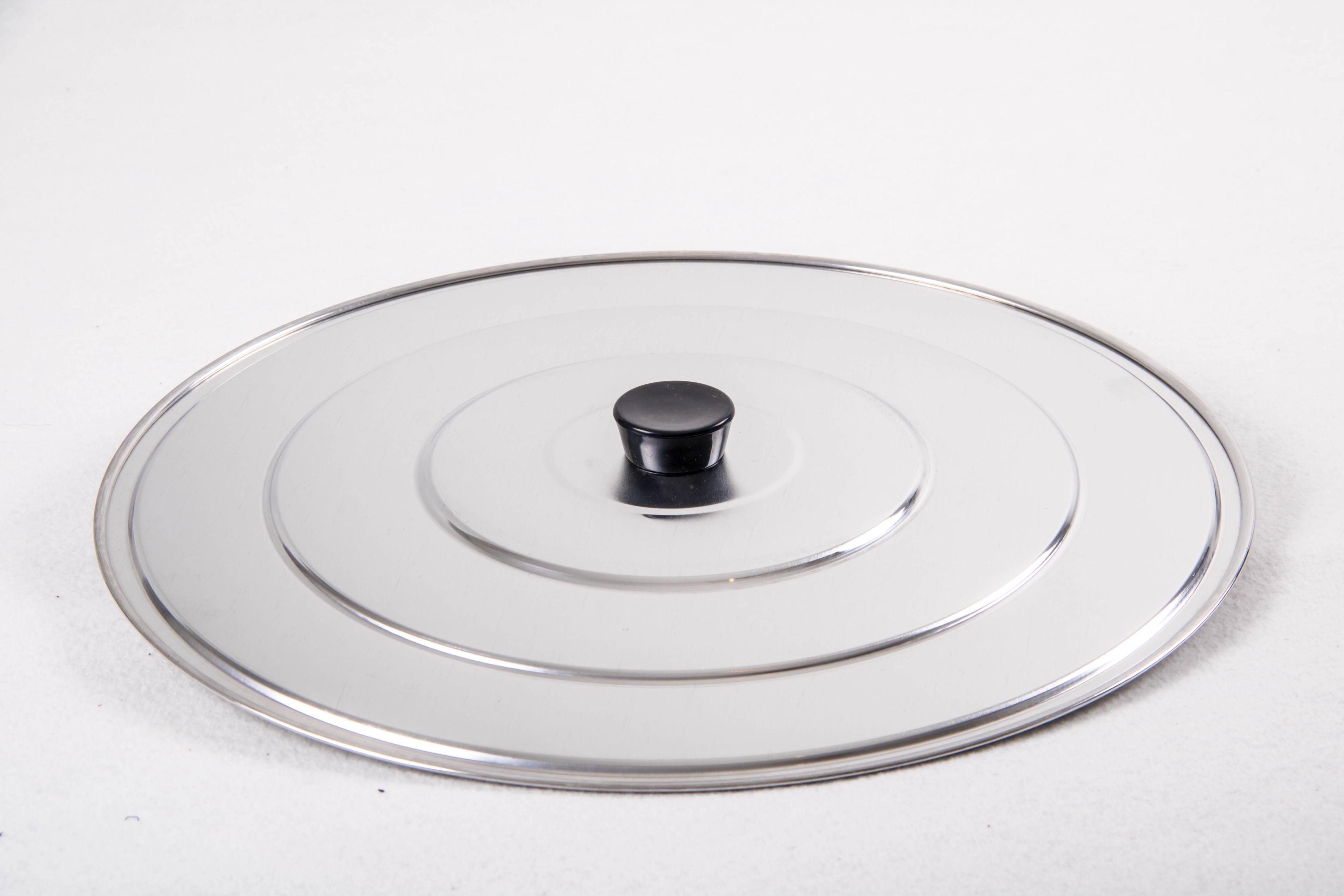 Garcima Couvercle pour poêle à paella 50 cm