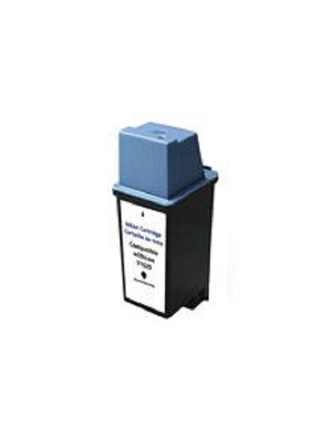 Cartouche d'encre 51629AE compatible pour HP Coloris - Noir