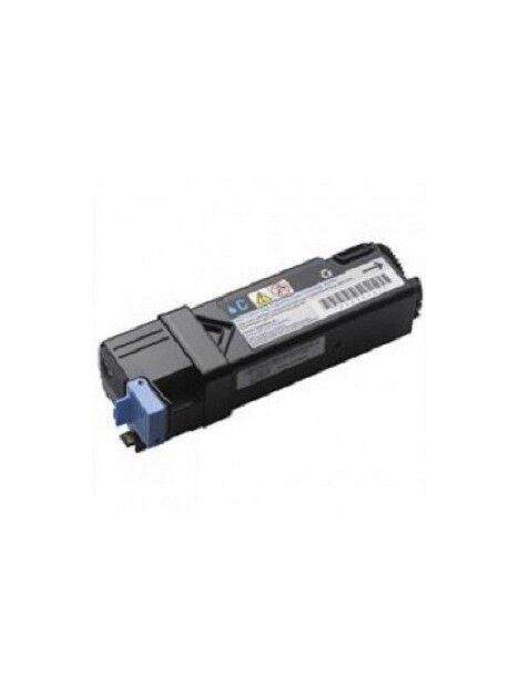 Cartouche toner 1320/2130/2135 compatible pour Dell Coloris - Cyan