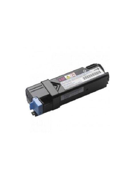Cartouche toner 1320/2130/2135 compatible pour Dell Coloris - Jaune