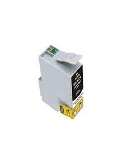 Cartouche d'encre T0321 compatible pour Epson Coloris - Noir
