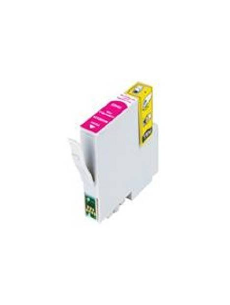 Cartouche d'encre T0321 compatible pour Epson Coloris - Magenta