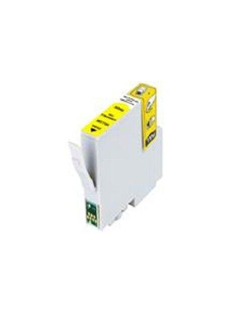 Cartouche d'encre T0321 compatible pour Epson Coloris - Jaune