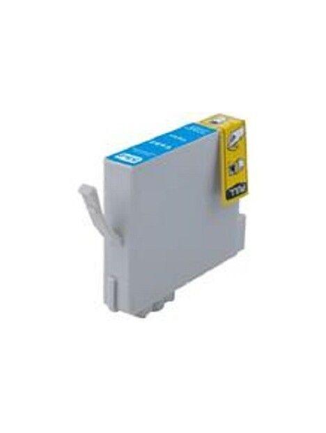 Cartouche d'encre T0551 compatible pour Epson Coloris - Cyan