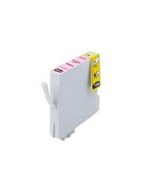 Cartouche d'encre T0591 compatible pour Epson Coloris - Magenta clair