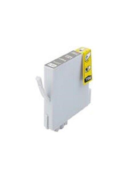 Cartouche d'encre T0591 compatible pour Epson Coloris - Gris