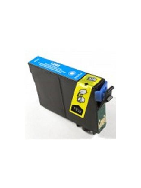 Cartouche d'encre T1291 compatible pour Epson Coloris - Cyan