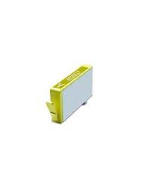 Cartouche d'encre CD975AE compatible pour HP Coloris - Jaune