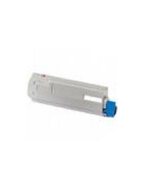 Cartouche toner C5650/C5750 compatible pour Oki Coloris - Jaune