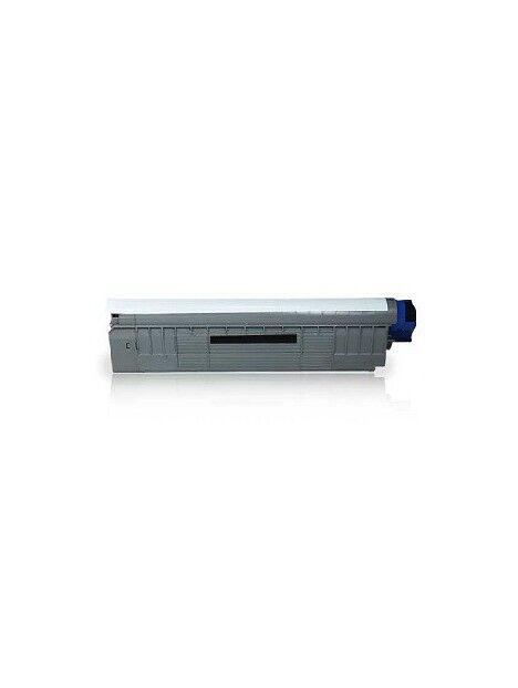 Cartouche toner MC860 compatible pour Oki Coloris - Noir