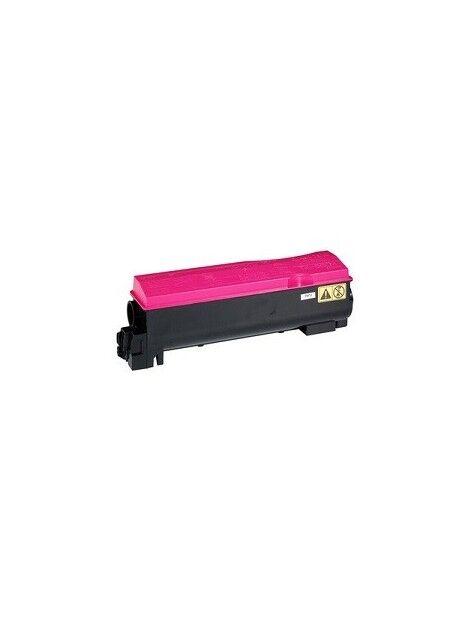 Cartouche toner TK-550 compatible pour Kyocera Coloris - Magenta