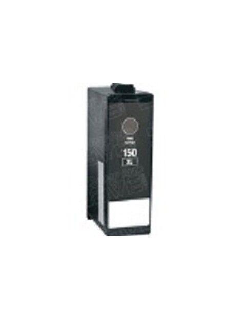 Cartouche d'encre 14N1614E compatible pour Lexmark Coloris - Noir