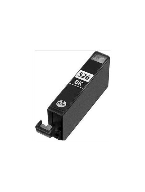 Cartouche d'encre CLI-526 compatible pour Canon. Coloris - Noir