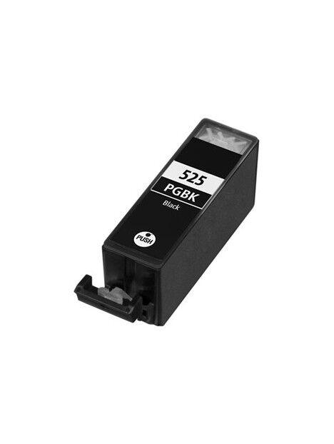 Cartouche d'encre CLI-526 compatible pour Canon. Coloris - Noir Haute Capacité